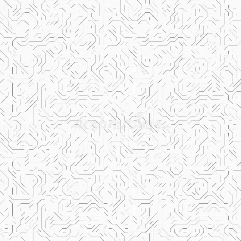 Tarjeta de circuitos de ordenador libre illustration