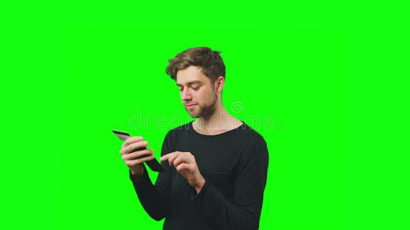 Tarjeta de crédito para la transacción en línea imagen de archivo libre de regalías