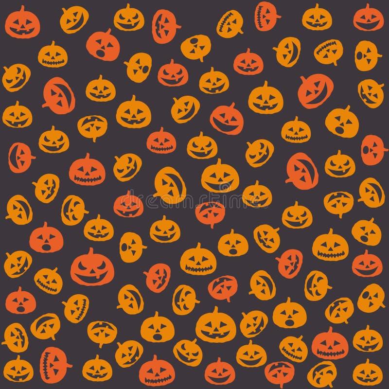 Tarjeta de felicitación de Halloween libre illustration
