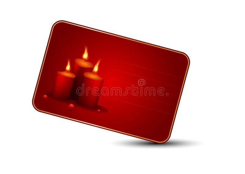 Tarjeta de felicitación del día de tarjeta del día de San Valentín del santo libre illustration