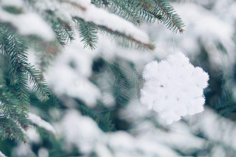 Tarjeta de felicitación de las vacaciones de invierno de la Navidad foto de archivo libre de regalías