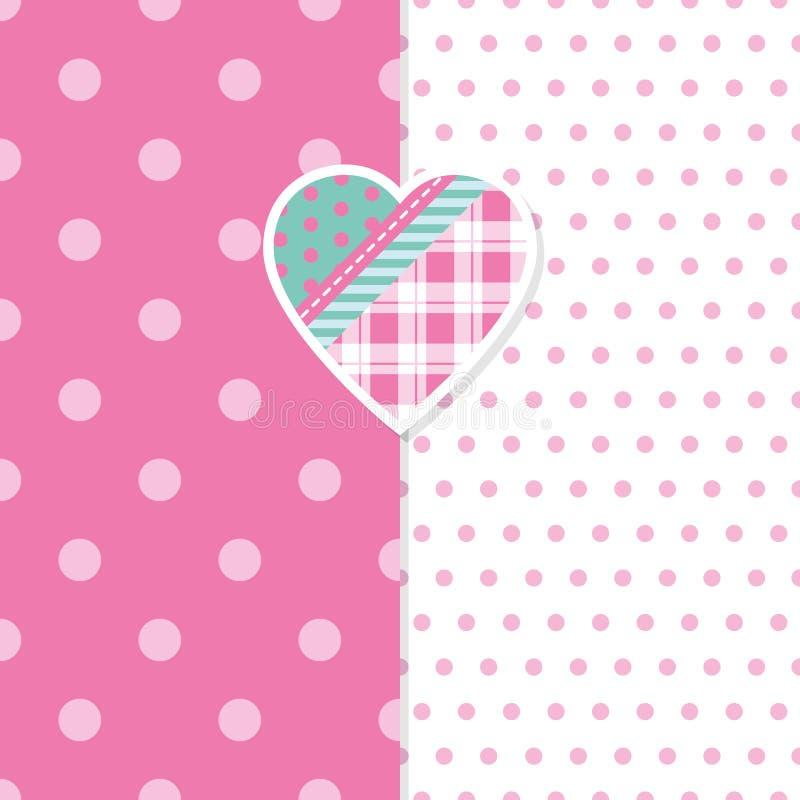 Download Tarjeta De Felicitación Linda Del Bebé Ilustración del Vector - Ilustración de amor, feliz: 44850061
