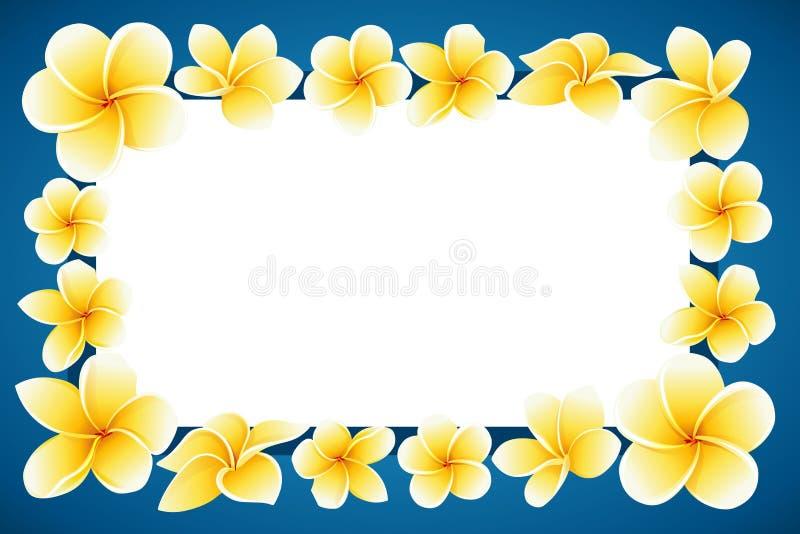 Tarjeta de la invitaci?n SALVO LA FECHA con el ejemplo decorativo del vector de las flores imagen de archivo libre de regalías