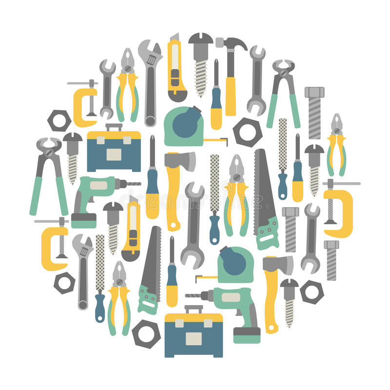 Tarjeta de las herramientas