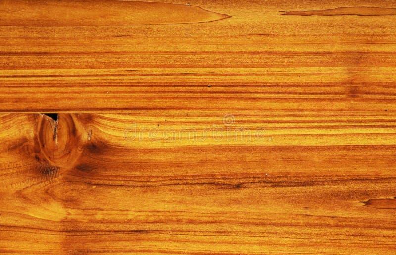 Tarjeta de madera con el grano natural imagenes de archivo