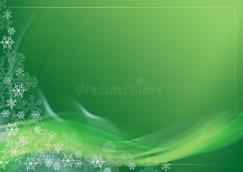 Tarjeta de Navidad 02 stock de ilustración