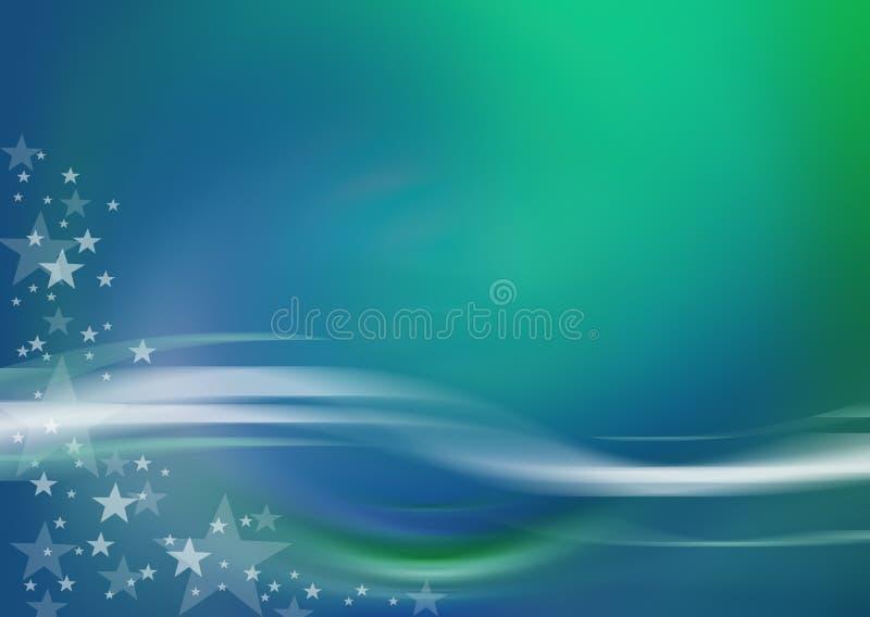 Tarjeta de Navidad 11 ilustración del vector