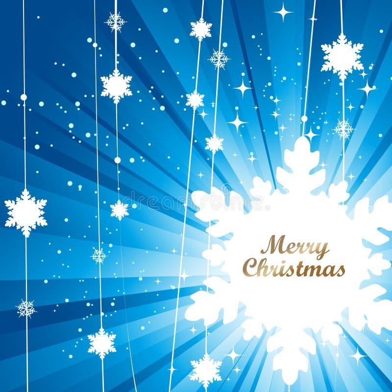 Tarjeta de Navidad. foto de archivo libre de regalías