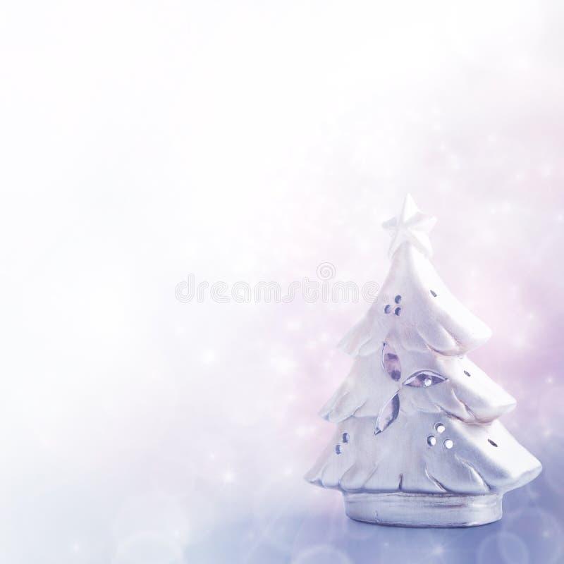 Tarjeta de Navidad. fotos de archivo