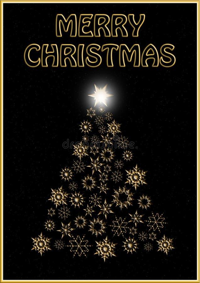 Tarjeta de Navidad libre illustration