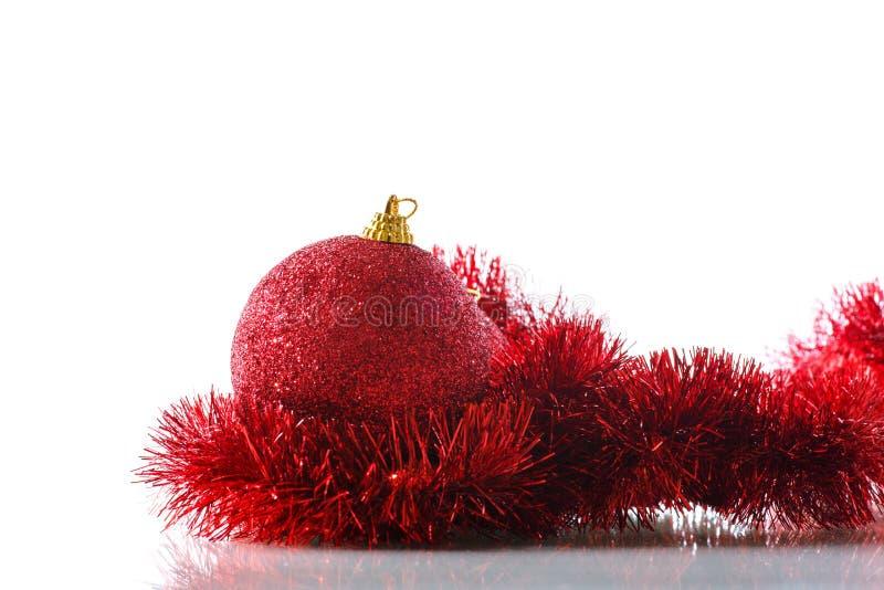 Tarjeta de Navidad con los juguetes fotografía de archivo libre de regalías