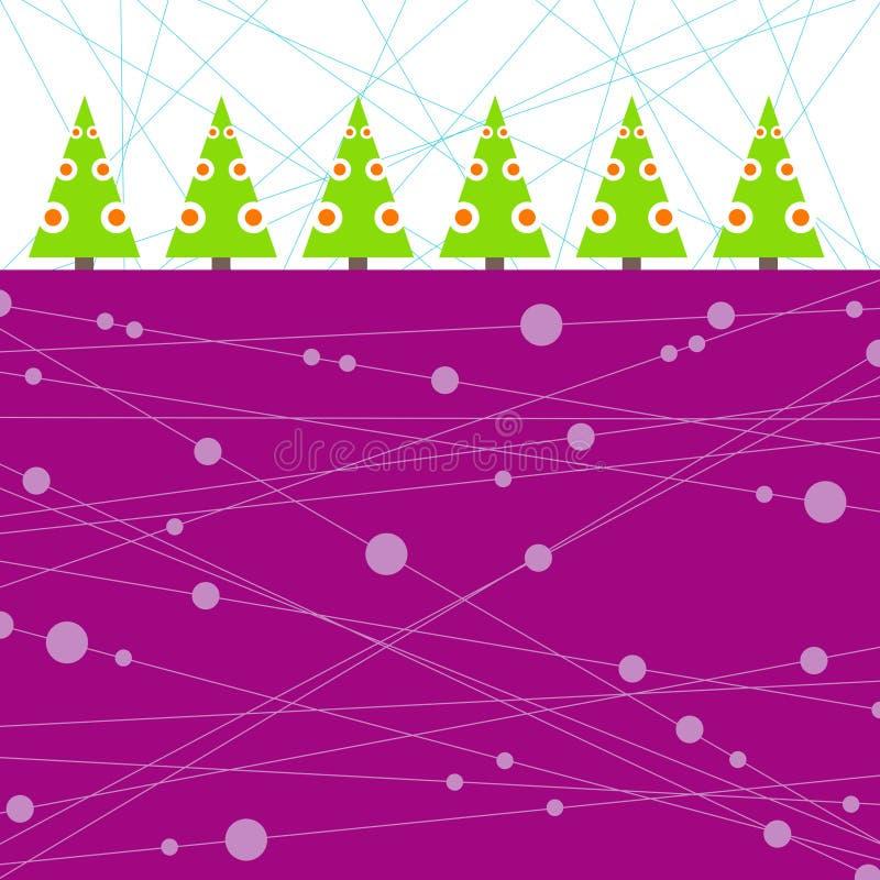 Tarjeta De Navidad Conceptual Imágenes de archivo libres de regalías