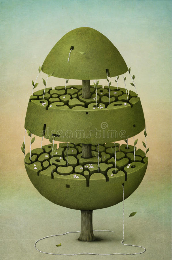 Tarjeta de pascua, madera, y huevo. libre illustration