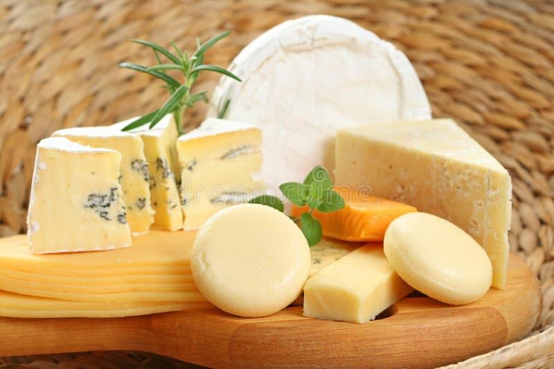Download Tarjeta del queso foto de archivo. Imagen de francés, cena - 7276580