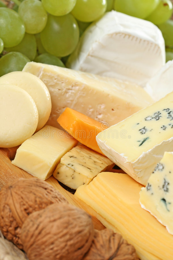 Download Tarjeta del queso foto de archivo. Imagen de almuerzo - 7276670