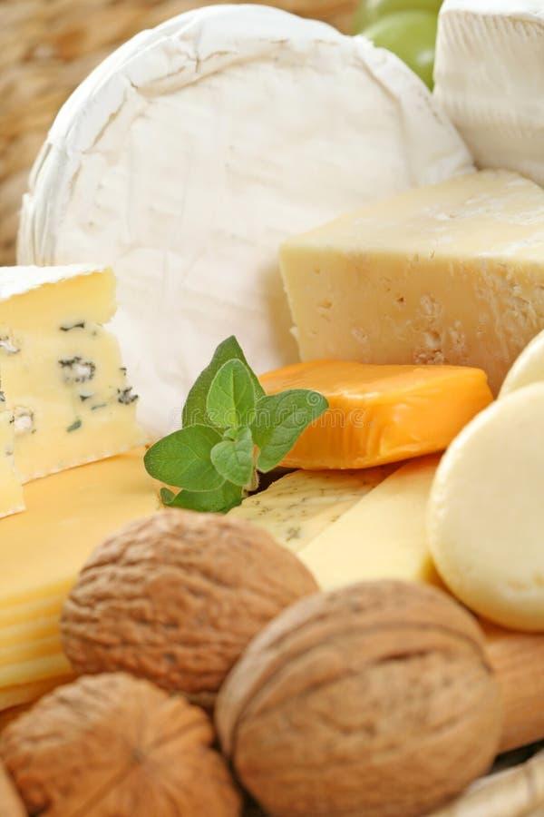 Download Tarjeta del queso imagen de archivo. Imagen de sabroso - 7276687