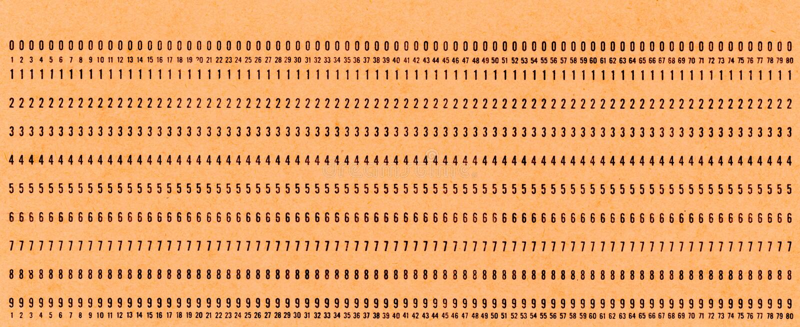 tarjeta perforada para programar imagenes de archivo