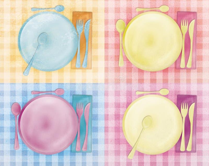 Tarjeta sucia del menú foto de archivo libre de regalías