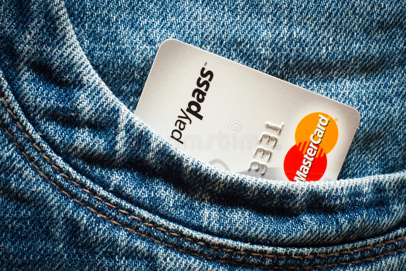 Tarjetas de crédito imágenes de archivo libres de regalías