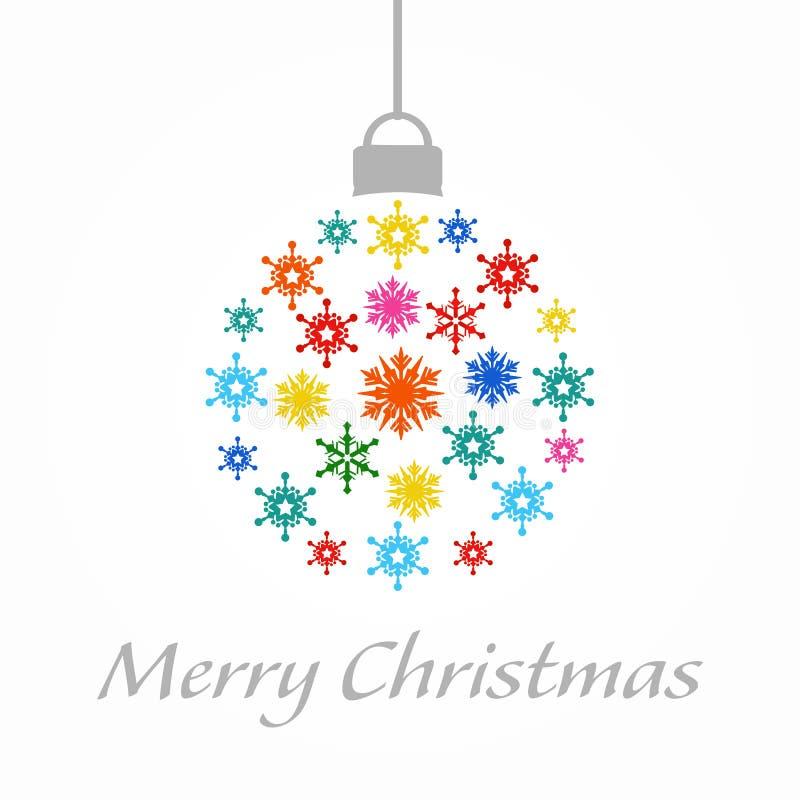 Tarjetas de Navidad imagen de archivo libre de regalías
