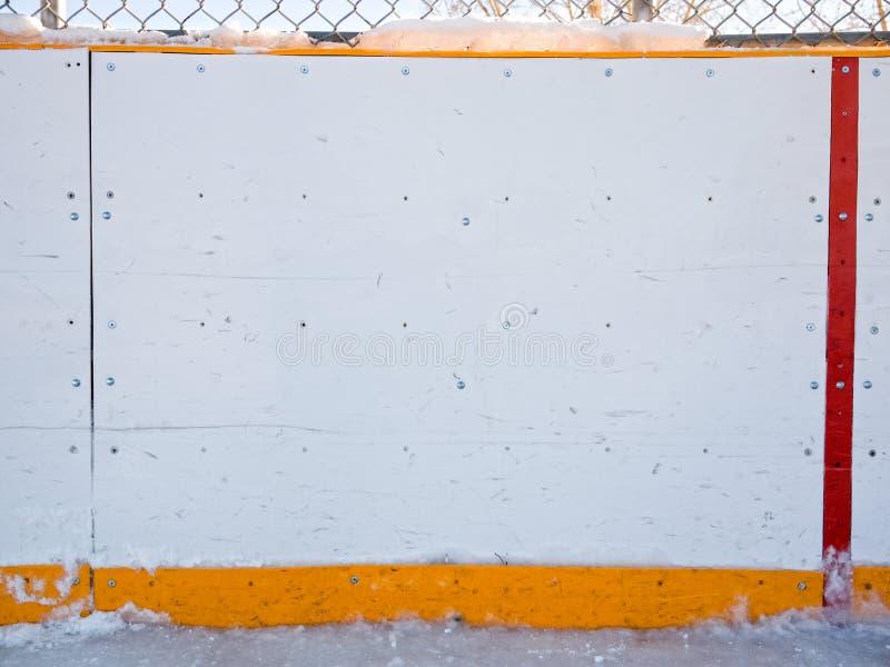 Tarjetas del hockey fotografía de archivo