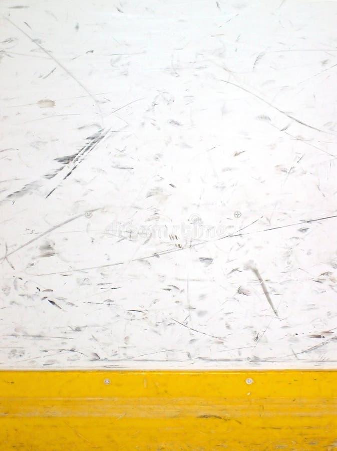Tarjetas del hockey imagen de archivo libre de regalías