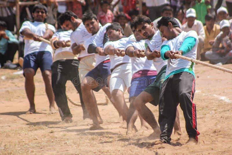Tarnetar справедливое: сельские Олимпиады 2 стоковое изображение