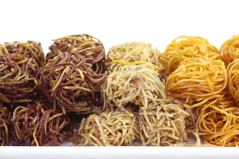 Download Taro Fritter Sweet For Between-meal Edible Stock Image - Image: 25639803