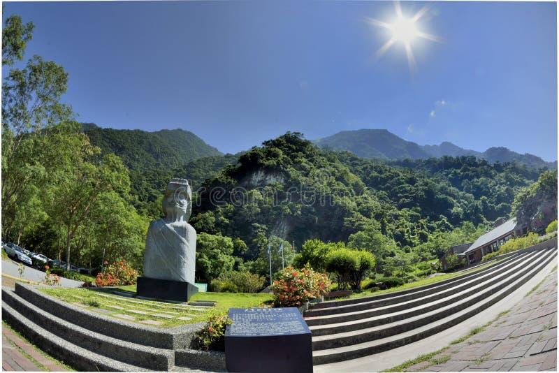 """Taroko峡谷†""""在花莲,台湾 免版税库存照片"""