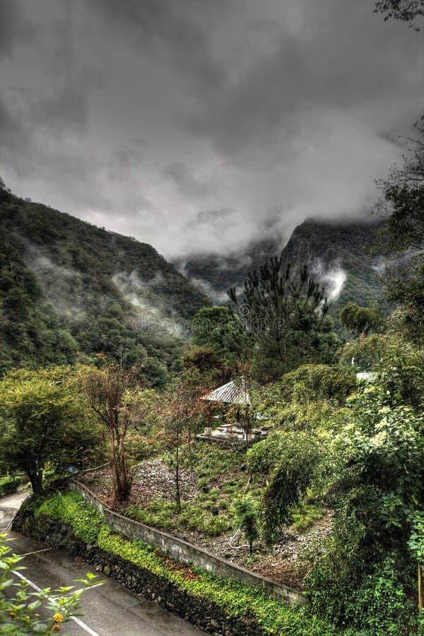 Download Taroko Gorge stock photo. Image of foliage, dramatic - 23242254