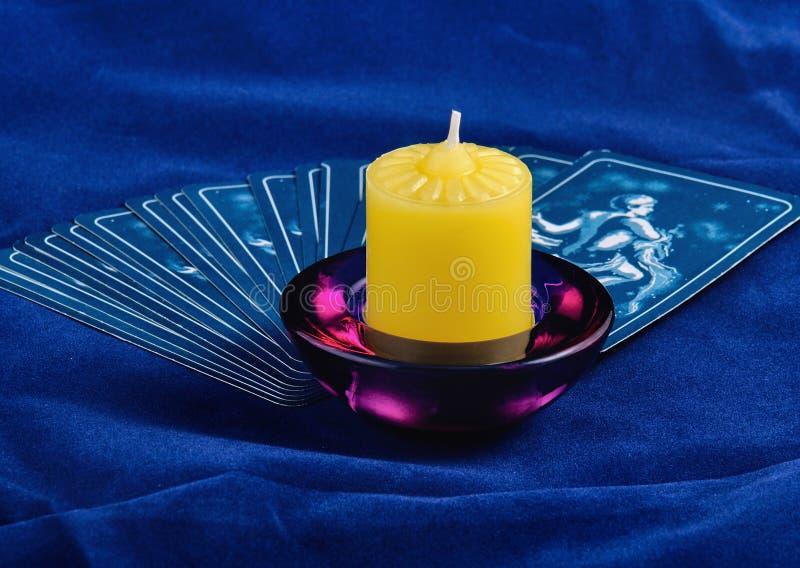 Tarot imagem de stock royalty free
