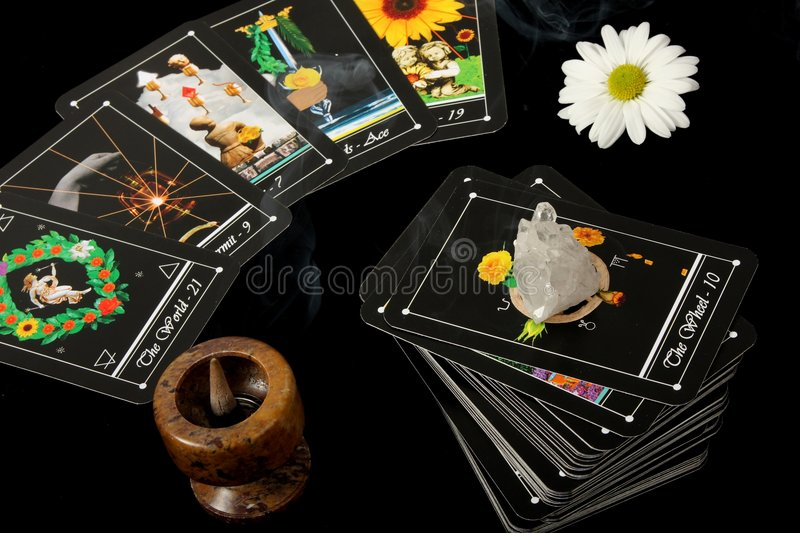 Download Tarot Cards stock image. Image of pagan, mystic, mystery - 4657691