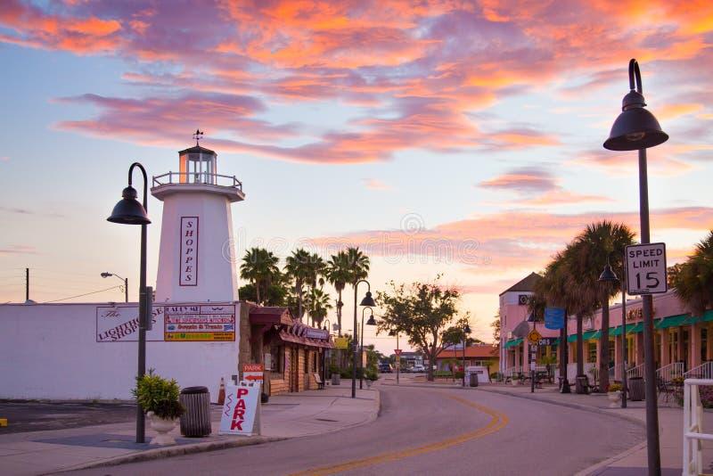 Tarpon Springs la Floride photos stock
