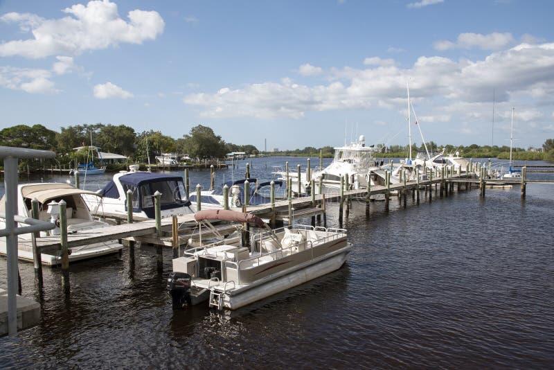 Tarpon Springs la Floride Etats-Unis images libres de droits
