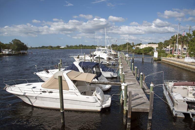 Tarpon Springs la Floride Etats-Unis image stock