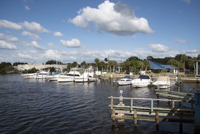 Tarpon Springs la Floride Etats-Unis photos stock