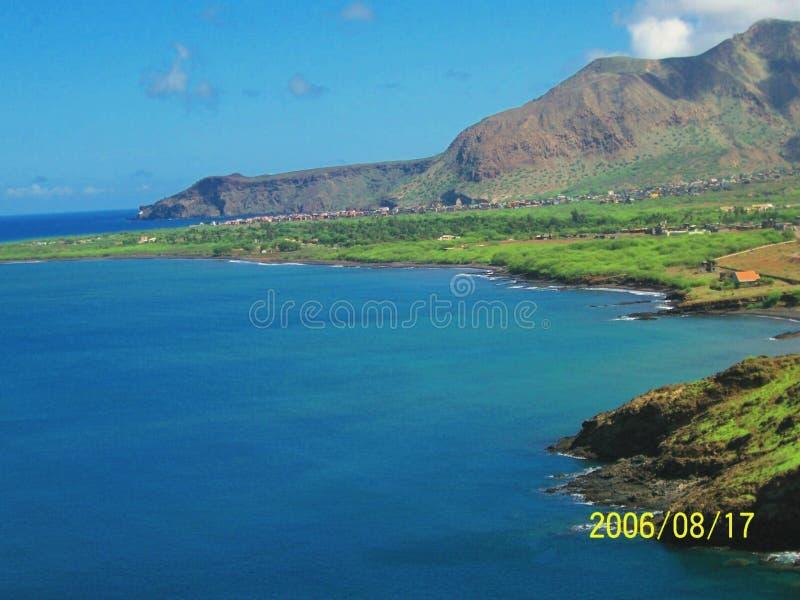 Tarrafal Cap-Vert stock image