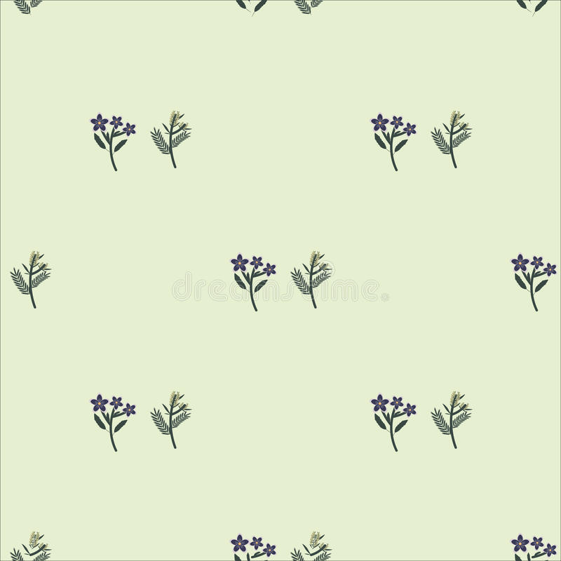 Tarragon pattern stock photography
