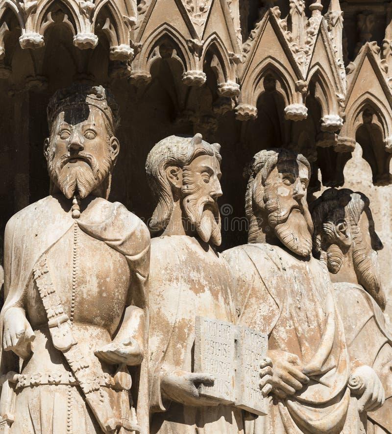 Tarragona Ισπανία: γοτθικός καθεδρικός ναός στοκ εικόνες με δικαίωμα ελεύθερης χρήσης