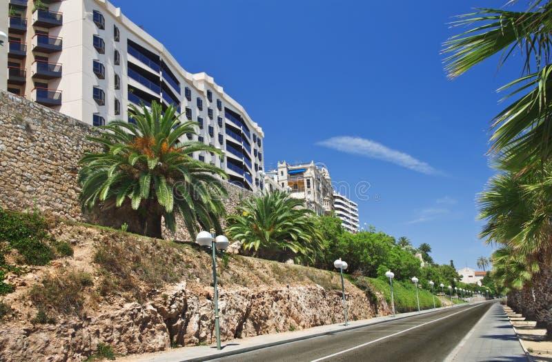 Tarragona immagini stock