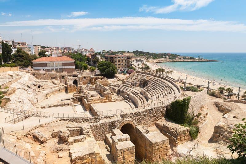 Tarragona fotografia stock