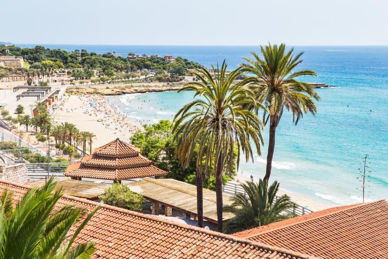 Tarragona fotografie stock libere da diritti
