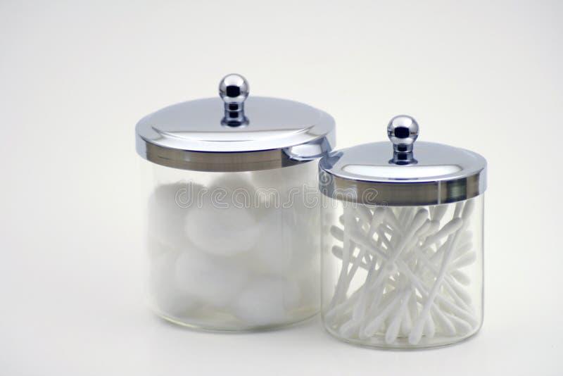Tarros de cristal imágenes de archivo libres de regalías