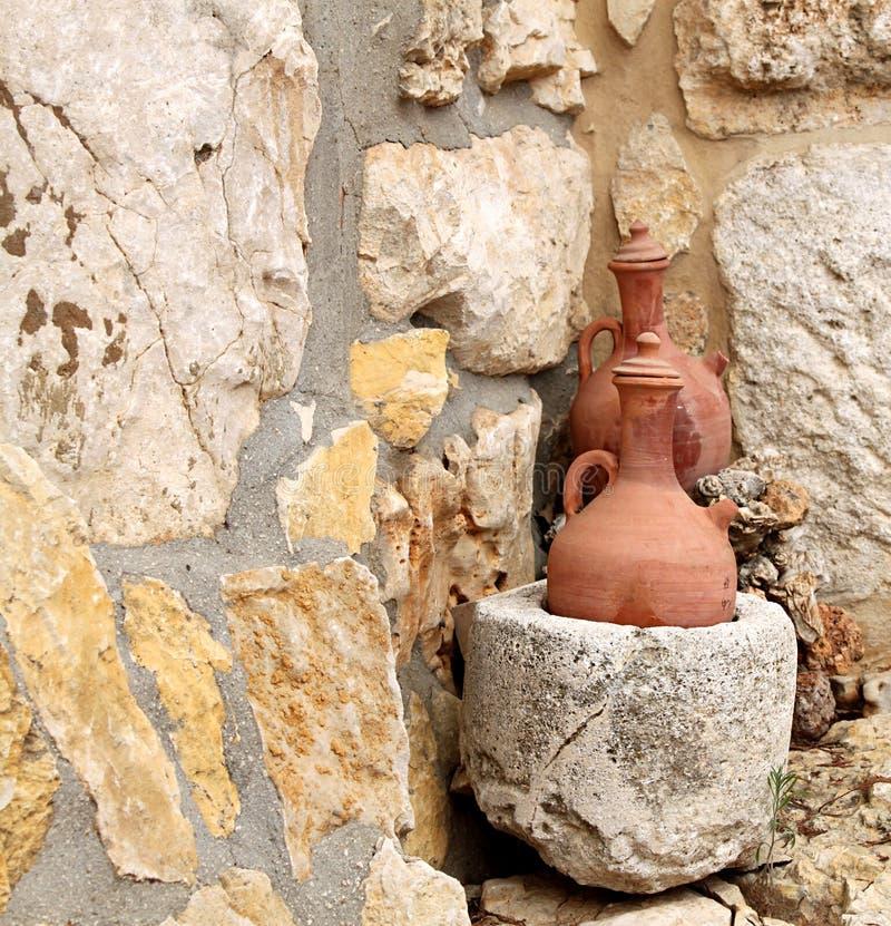 Tarros Tradicionales Fotos de archivo