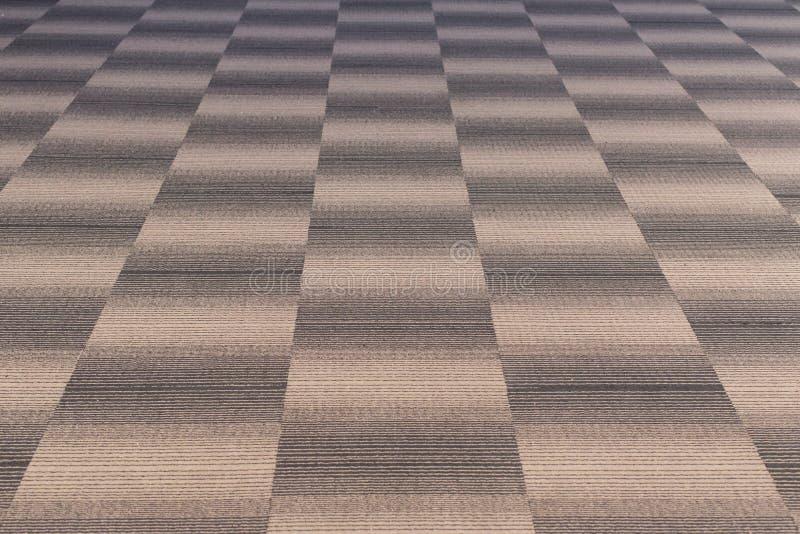 Tartã e teste padrão verificado do weave da manta foto de stock