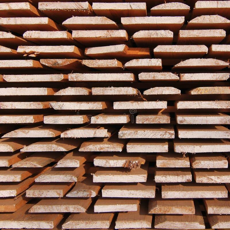 Tartaczny drewniany suszarniczy przerób obrazy royalty free