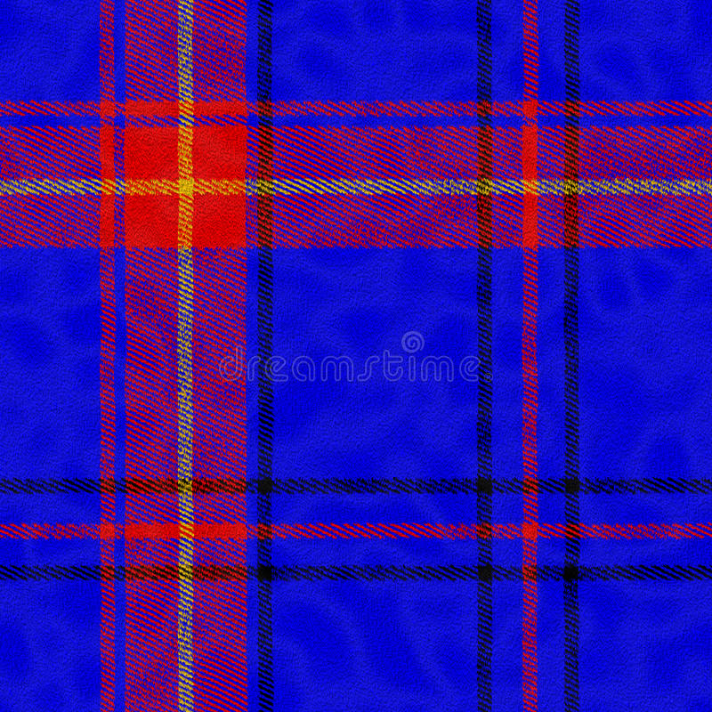 Download Tartan stock illustration. Image of fabric, backdrop - 11841344