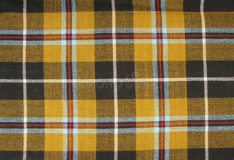 Tartan. Cloth as a background stock photography
