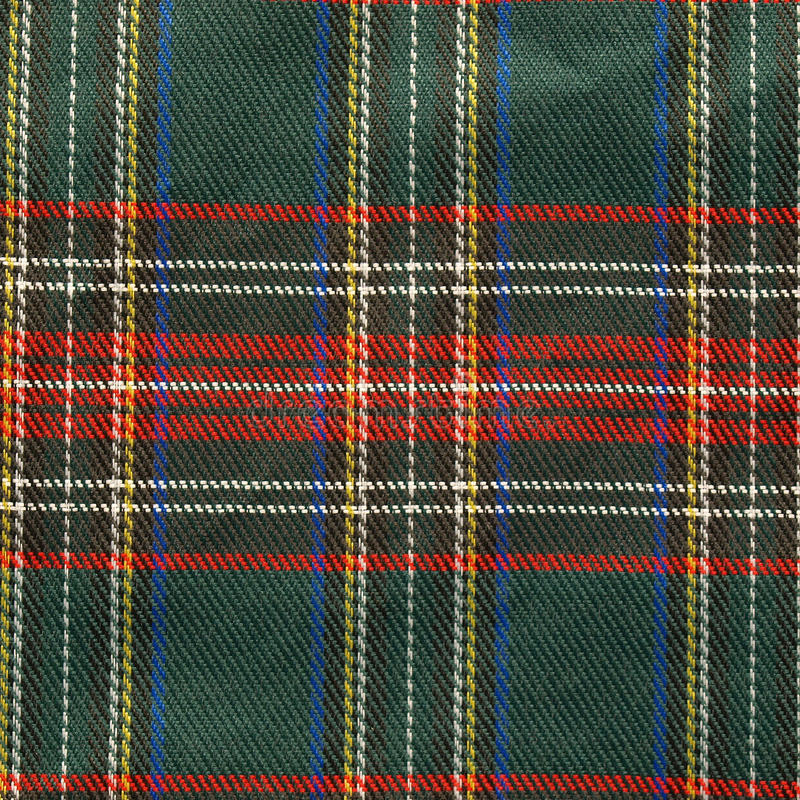 Tartan background. Traditional Scottish tartan textile pattern useful as a background royalty free stock images