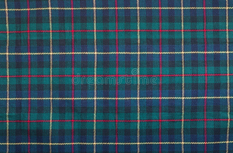 Download Tartan blanket background stock image. Image of pattern - 38387639